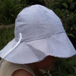 Jean (Reverse) Hat