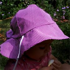 Joan (Reverse) Hat